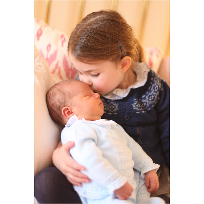 Kate Middleton Prince William And Baby