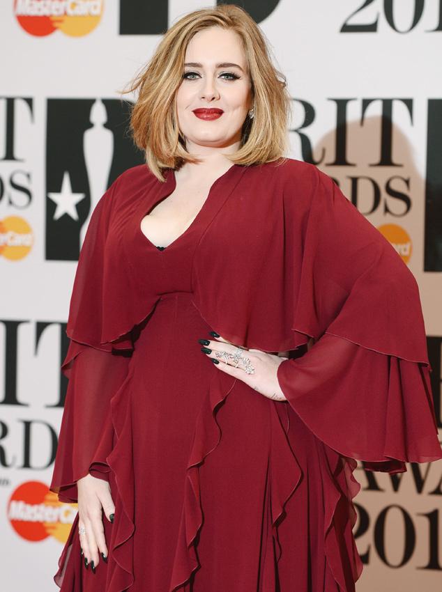 Fotos De Adele En La Actualidad : fotos, adele, actualidad, Verdad, Adele?, última, Causa, Furor, Internet, Photo