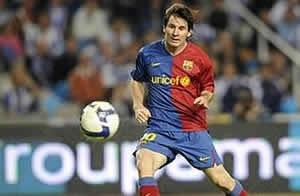 Messi debería ser merengue / AP