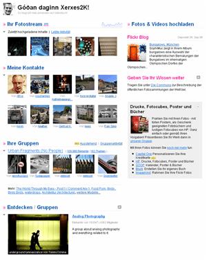homepage screenshot