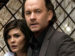 Tom Hanks, Audrey Tatou in The Da Vinci Code
