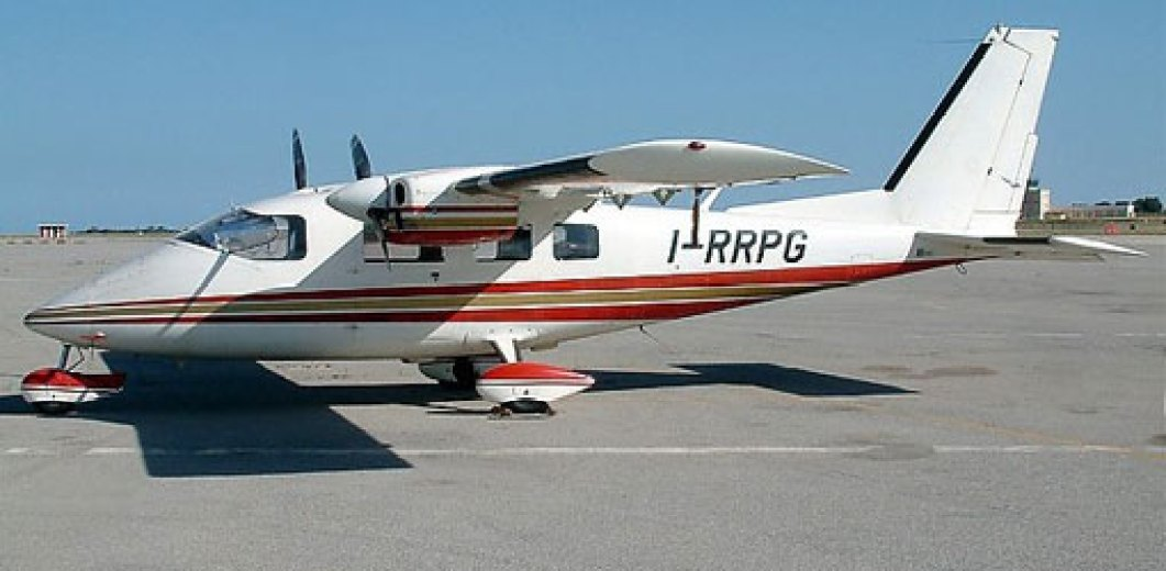 Partenavia 68 for private flights (VIP) from the El Catey Samaná airport
