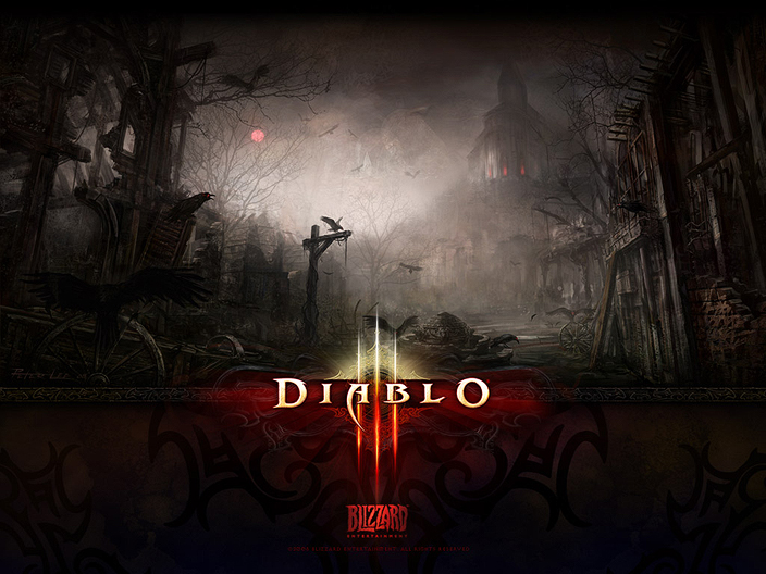 A Diablo 3 wallpaper