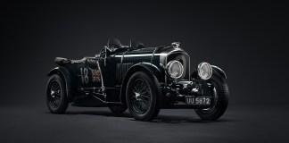 Bentley 1929 Team Blower HERO