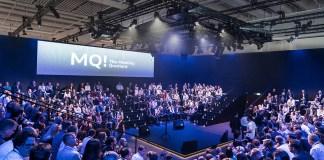 Audi brings its MQ! Innovation Summit to China