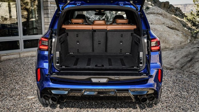 BMW X5 M Competition