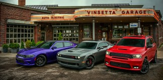 Dodge Powers Past 500 Million Horsepower Goal Two Months Ahead of Target