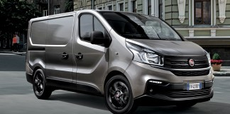 Fiat Professional Talento updated for model year 2020