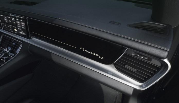 Porsche Panamera 10 Years Edition-
