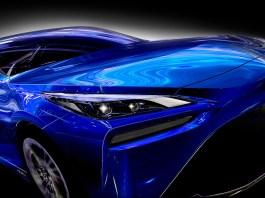 Toyota Mirai Concept