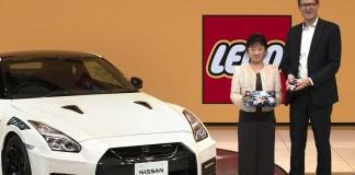 Nissan Lego