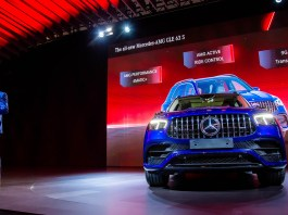 Mercedes-AMG GLE-63S