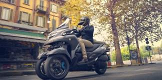 2020 Yamaha Tricity