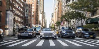 BENTLEY'S CENTENARY CELEBRATIONS CONTINUE IN NEW YORK CITY WITH 100 CARS FOR 100 YEARS