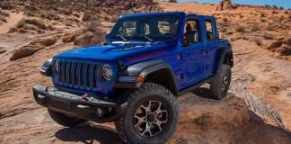 Jeep Wrangler Unlimited EcoDiesel US 2020