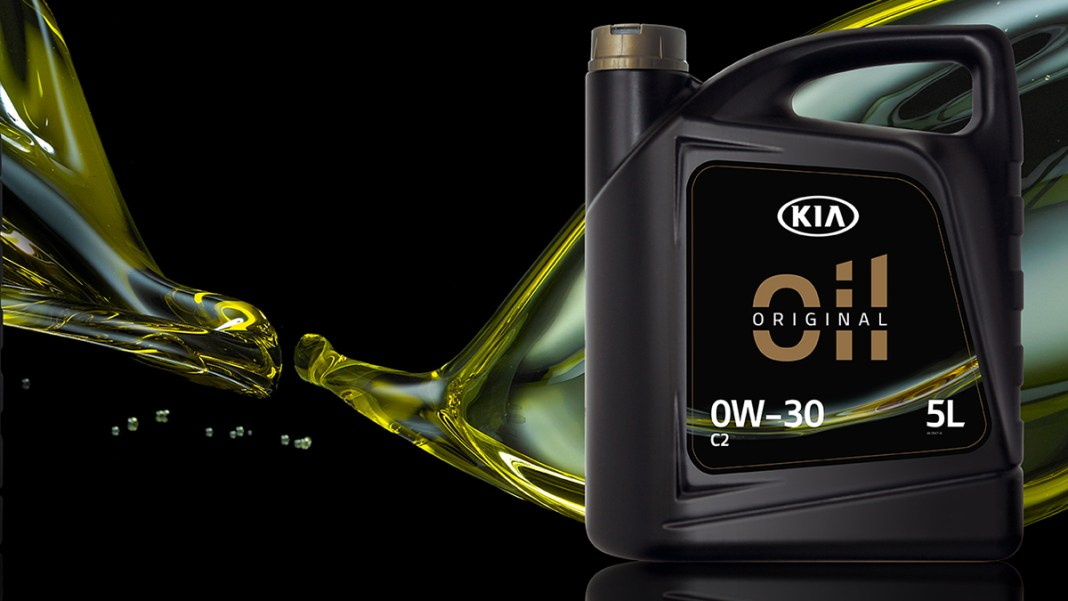 Kia Motors Europe launches original oils to improve efficiency and performance