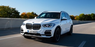 New BMW X5 XDrive