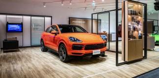 Porsche launches sales pop-up as flexible sales format