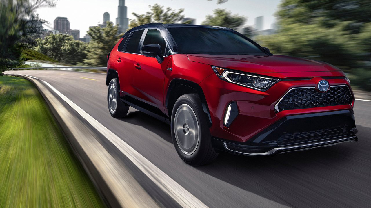 Toyota Rav4 Prime The Monster Of Plug In Hybrid With A 300 Hp Motors Actu
