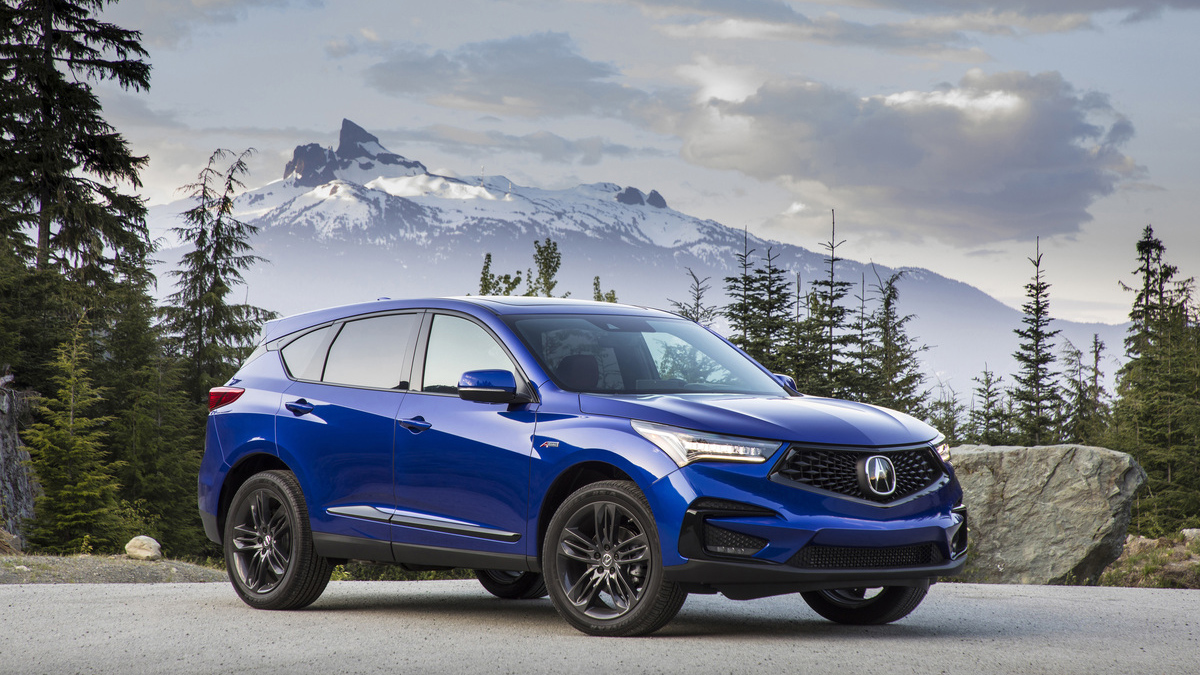 Best New Car Warranty 2020.Acura Certified Pre Owned Vehicle Program Named 2020