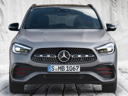 New Mercedes-Benz-GLA