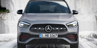 New Mercedes-Benz-GLA