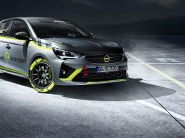 Vauxhall Corsa-e Rally Concept