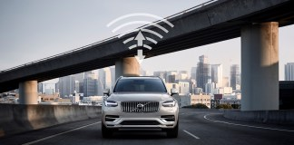 Volvo Cars and China Unicom - 5G communication tech