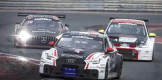 Audi Sport - 24h Dubai 2020