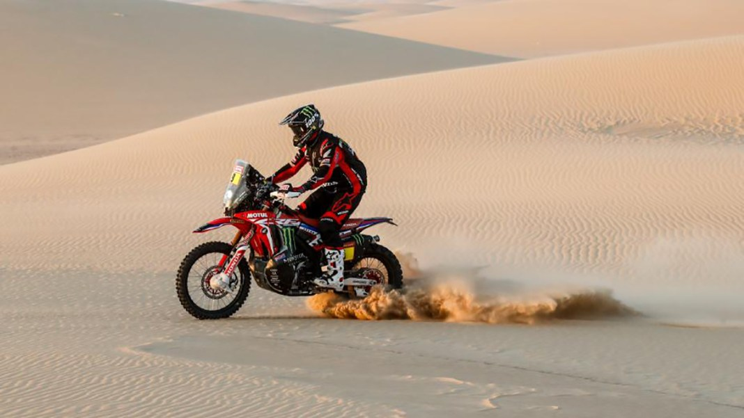 Ricky Brabec Wins Dakar Rally!