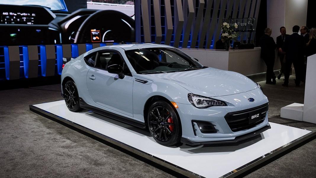 2019 Subaru BRZ Raiu Edition