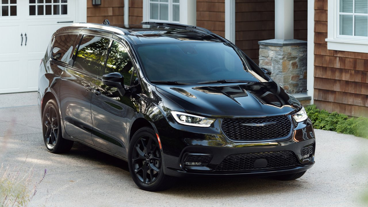 New Chrysler Pacifica revealed at 2020 Chicago Auto Show - Motors Actu
