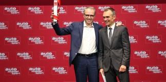 Lamborghini Urus awarded Auto Motor und Sport's Best Cars 2020