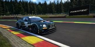 Bentley Continental GT3 eRace