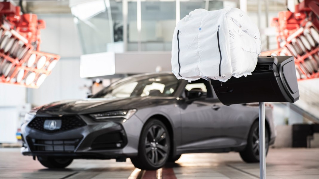 All-New 2021 TLX Advances Acura's Commitment to Safety Perform