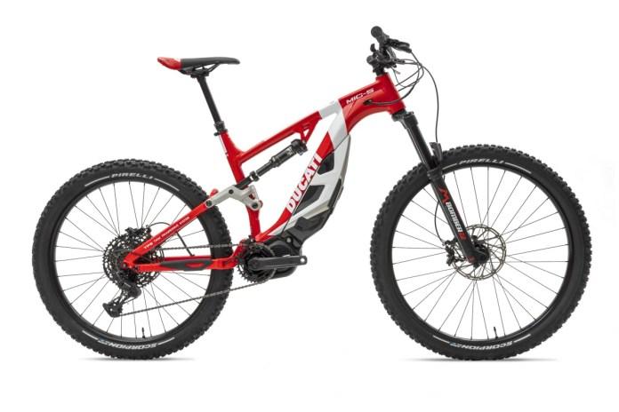 New Ducati TK-01RR