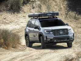 2022 Honda Passport TrailSport Rugged Roads Project