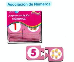 Asociacion de Numeros