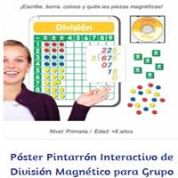 Catalogo del Poster Pintarron de la Division
