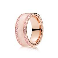 PANDORA Rose Rings