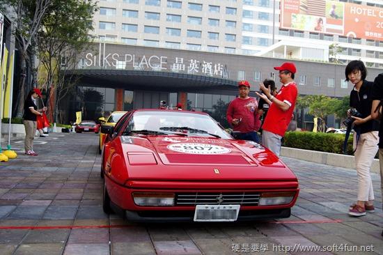 男人夢幻車大集結 Ferrari 6th Rally Taiwan 11