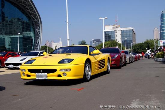 男人夢幻車大集結 Ferrari 6th Rally Taiwan 13