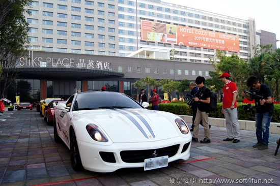 男人夢幻車大集結 Ferrari 6th Rally Taiwan 16