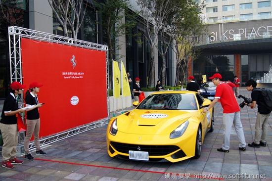 男人夢幻車大集結 Ferrari 6th Rally Taiwan 17