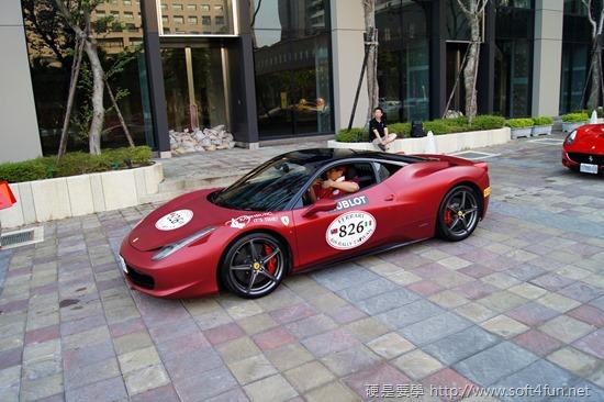 男人夢幻車大集結 Ferrari 6th Rally Taiwan 18.1