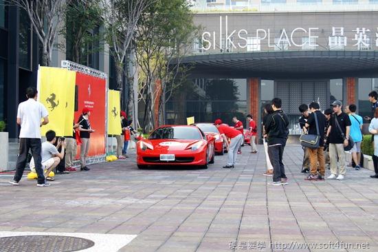 男人夢幻車大集結 Ferrari 6th Rally Taiwan 18