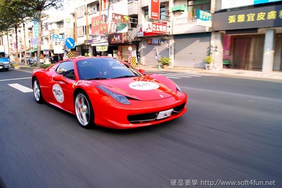 男人夢幻車大集結 Ferrari 6th Rally Taiwan 22