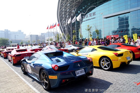 男人夢幻車大集結 Ferrari 6th Rally Taiwan 33