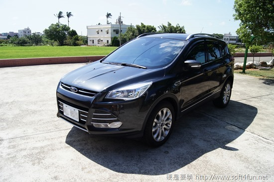 高CP值強悍性能SUV休旅 - Ford Kuga 1.5L Ecoboost 01