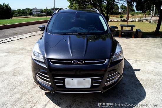 高CP值強悍性能SUV休旅 - Ford Kuga 1.5L Ecoboost 02